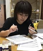 アロマブレンドデザイナーコース★受講のT様★アロマテラピーかふ~