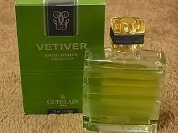 ベチバー香水
