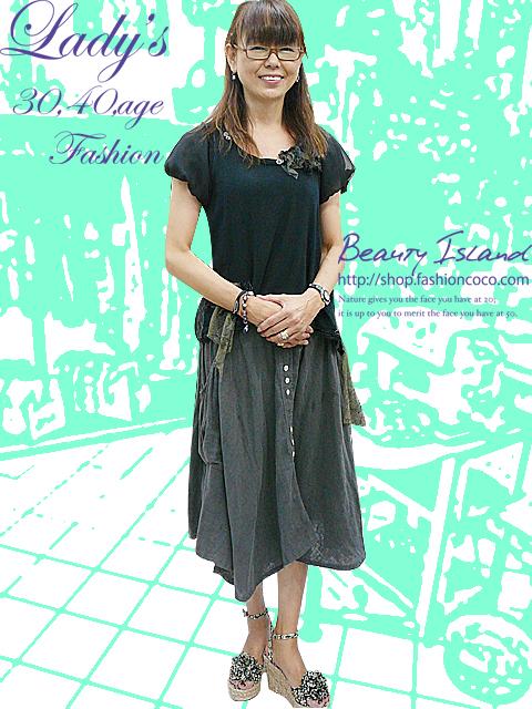 40代 レディースファッション ミセスファッション