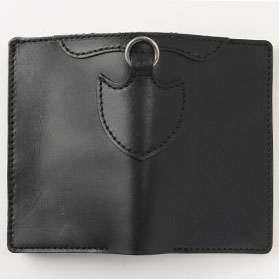 Leather wallet bird land blog for Yamaha leather wallet