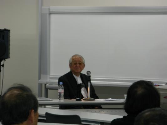 島崎信先生