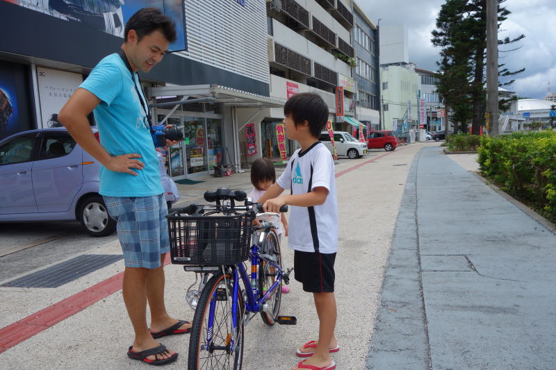 自転車の 自転車のギア使い方 : 様 BRIDGESTONE SPEEDER:沖縄の自転車 ...