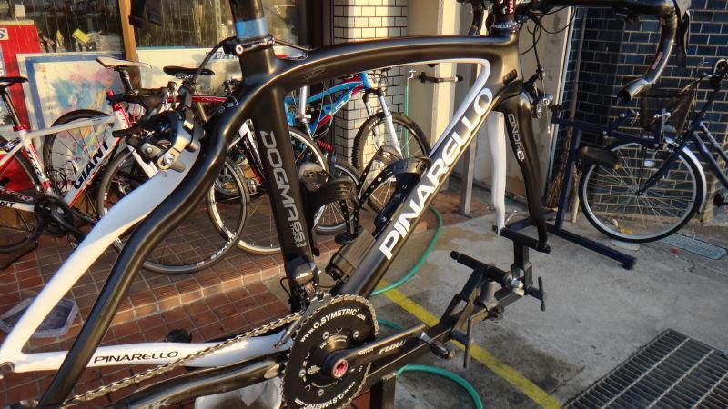 洗車承ります。:沖縄の自転車 ...