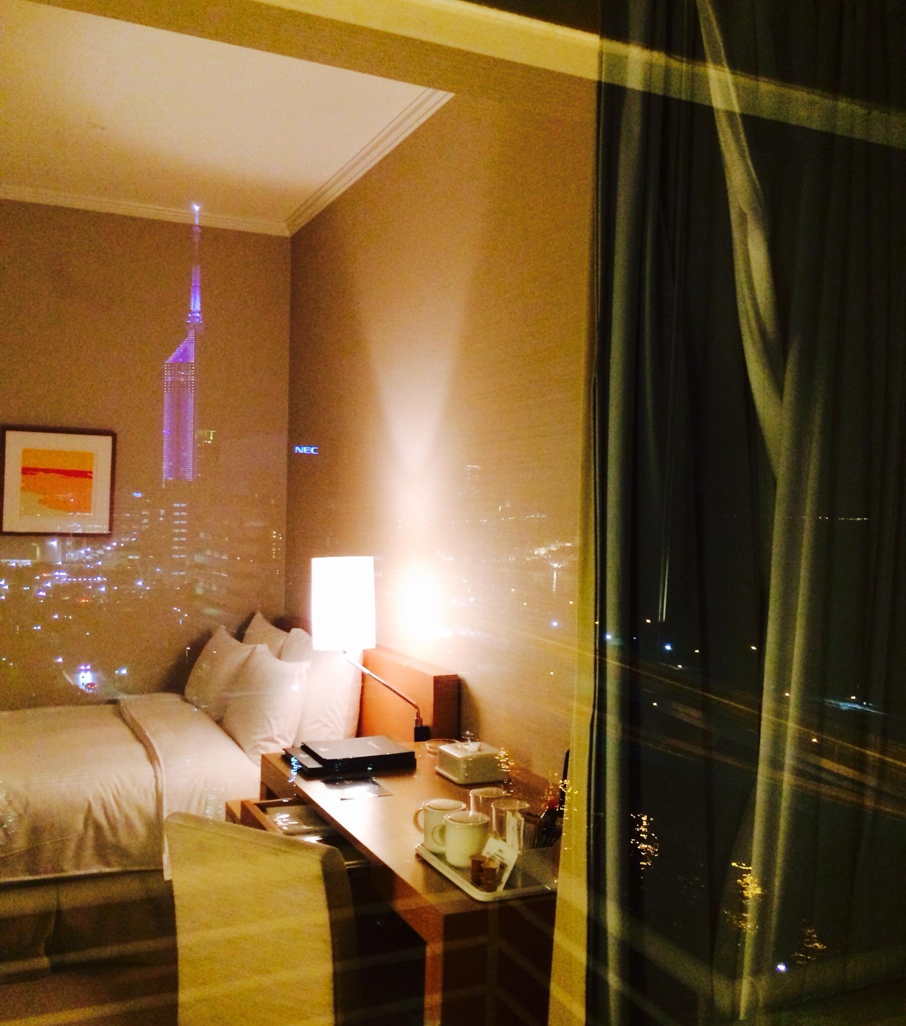 ぐるぐるグルメ旅行ヒルトン福岡シーホークホテル