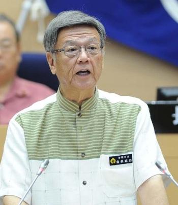 翁長雄志那覇市長ー議会で知事選出馬正式表明:まえさと保通信