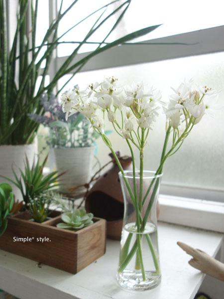 mayukooさんの、花のある暮らし,無印良品,リクシルキッチン,リシェル