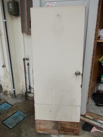 クリーンプラネット 浴室ドア取替