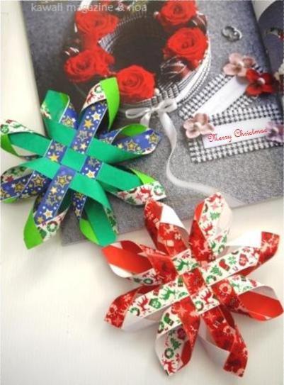 ハート 折り紙 クリスマス折り紙飾り作り方 : sweet22.ti-da.net