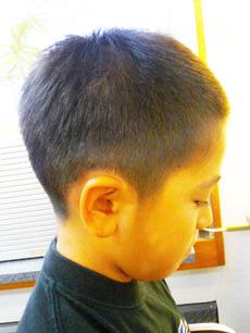 最新のヘアスタイル 男の子坊主 髪型 : ヘア カタログ メンズ ボウズ ...